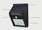 Solar Waterproof Wall Light