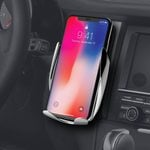 Automatic Sensor QI Wireless Car Charger