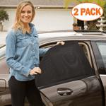60% OFF 2Pcs x Universal Car Window Sun Shade Curtain (Buy 3 Free Shipping)