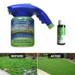 Liquid Lawn Green Grass Spray