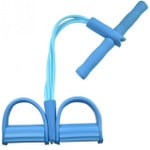 4-Tube Pedal Fitness Rope for Woman & Men