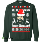 300 - This Is Santa Christmas Sweater