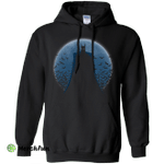 Darkest Night Pullover Hoodie