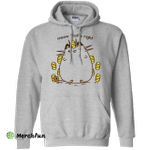 Meow Thats Right Pullover Hoodie