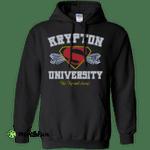Krypton University Pullover Hoodie