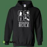 Wizards Rule Pullover Hoodie