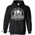 Someone Say Gaming Pullover Hoodie