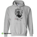 The hunter and the demon Pullover Hoodie