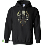 Book of Death Pullover Hoodie
