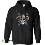 Dovahkiin Pirate Pullover Hoodie