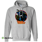 Tick Tracy Pullover Hoodie