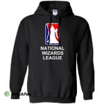 National Wizards League Pullover Hoodie