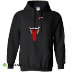 Hell Face Pullover Hoodie