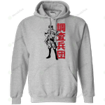 Titan Shifter Pullover Hoodie