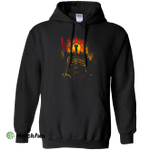 Face of The Sun Pullover Hoodie