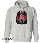 Attack On The Future Pullover Hoodie