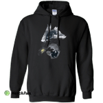 Fighting Princess Pullover Hoodie
