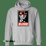 Blood Pullover Hoodie