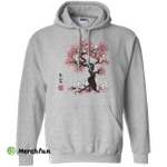 Forest Spirits Sumie Pullover Hoodie