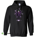 God of a New Arkham City Pullover Hoodie
