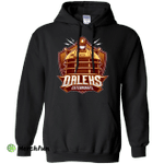 Dr. Who Daleks Pullover Hoodie