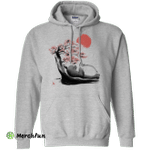 Spirit in the Forest Pullover Hoodie