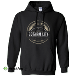 Best Place To Live Pullover Hoodie