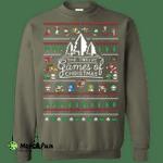 12 Games of Christmas Crewneck Sweatshirt