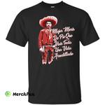 Emiliano Zapata Mexican Revolution General Hero T-Shirt