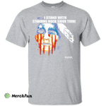 Stand With Standing Rock Sioux Tribe NoDAPL T Shirt