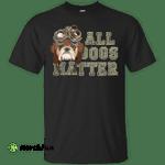 NewmeUp Men's Funny Pug Shirts Pug Lives Matter T-shirts