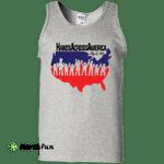 Hands Across America Tank Top