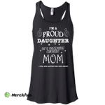 PROUD DAUGHTER OF AWESOME MOM