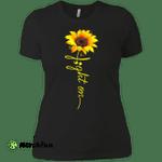 Fight on sunflower Funny Ladies' Boyfriend