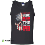 The Wrong Side Of Heaven The Righteous Side Of Hell Tank Top