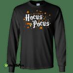 It's Just A Bunch Of Hocus Pocus Halloween Long Sleeve