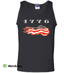 Declaration of Independence 4th of July Tank Top