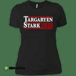 Targaryen and Stark for President 2020 Ladies' Boyfriend