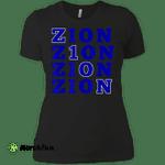 Zion basketball Ladies' Boyfriend