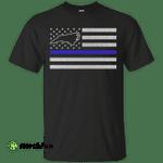 North Carolina Thin Blue Line Police State