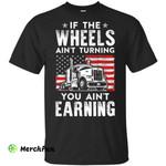 Funny Truck Driver Transporter USA Trucker Gift