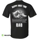 HAPPY FIRST TIME DAD