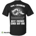 Papa And Grandkids Best Friends Single Day One