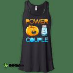 Pumpkin Spice Power Couple Halloween