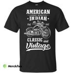 Vintage American Motorcycles Indian For Old Biker Gifts