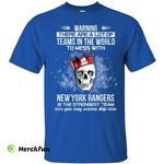 New York Rangers Is The Strongest T Shirts