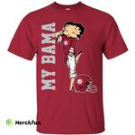 BB Alabama Crimson Tide T Shirts