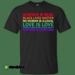 Tom Hanks: Science is real black lives matter t-shirt, hoodie