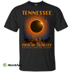 Snoopy and Charlie Brown - Tennessee - Path of totality solar eclipse shirt