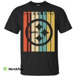 Vintage Style Pittsburgh Steelers T Shirt